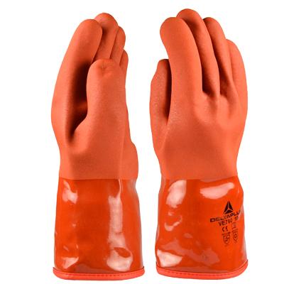 代尔塔201760 pvc防寒内衬强化手套